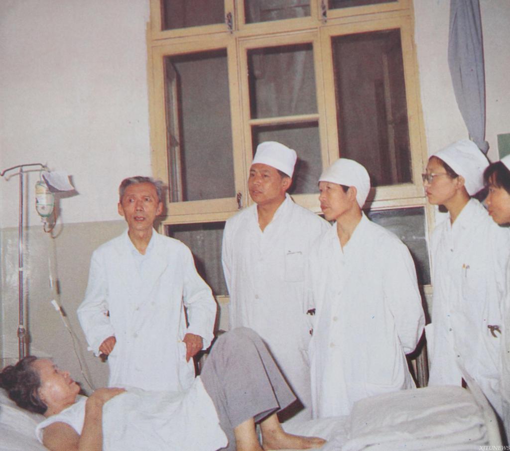 杨鼎颐:我国著名的心血管内科专家