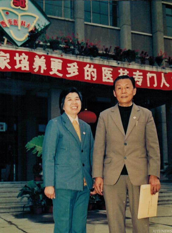 胡炳蔚 刘明俊夫妇:全国著名法医学家