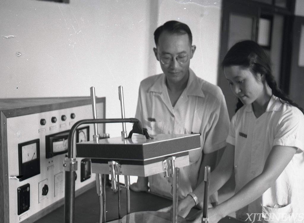 杨世铭:我国传热学教学的开拓者之一