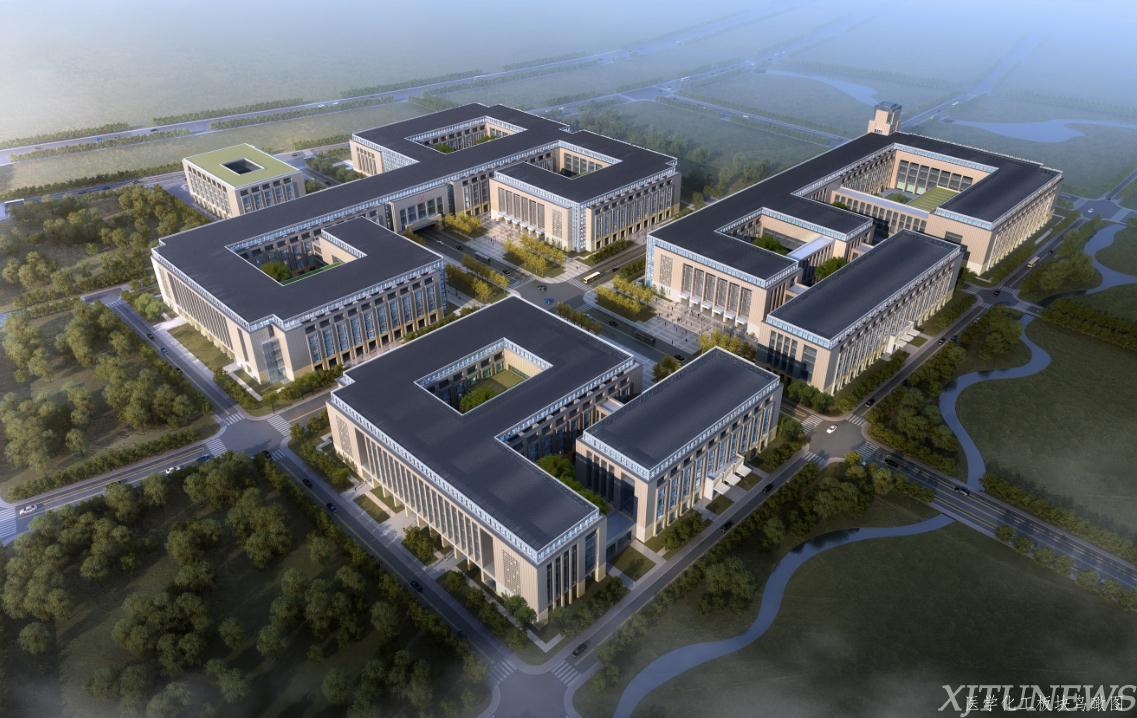 召开科研,教育板块建筑设计研讨会,对设计方案从总体布局,建筑风格