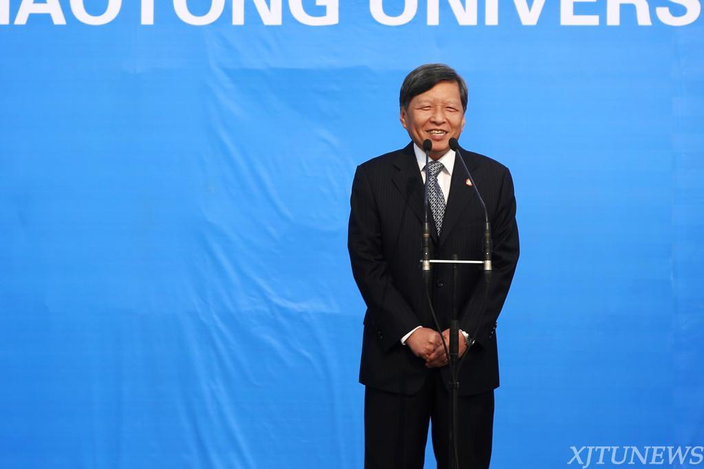 王树国校长在创新港建设现场推进会上的讲话