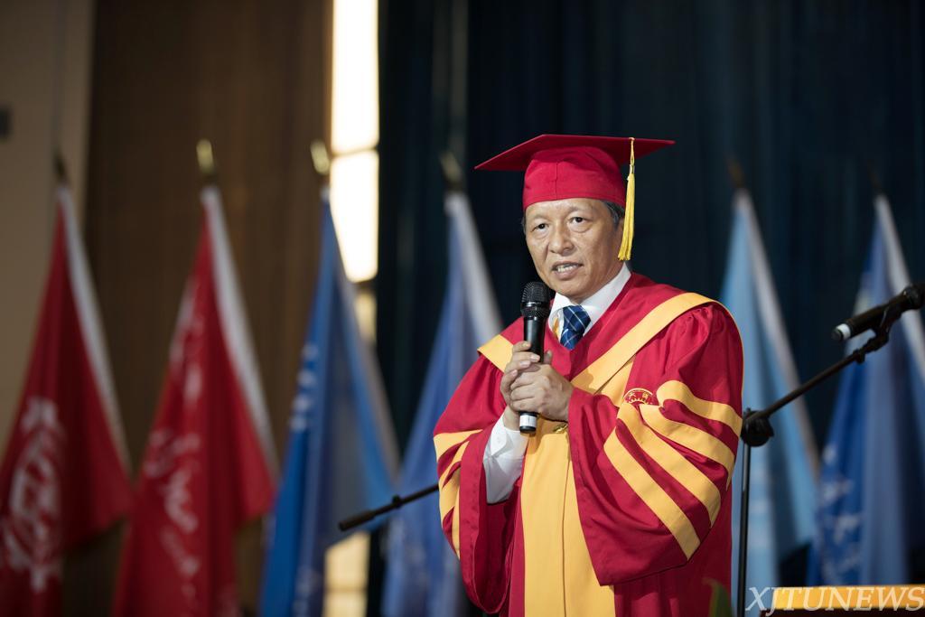 王树国校长在2017年研究生毕业典礼上的讲话