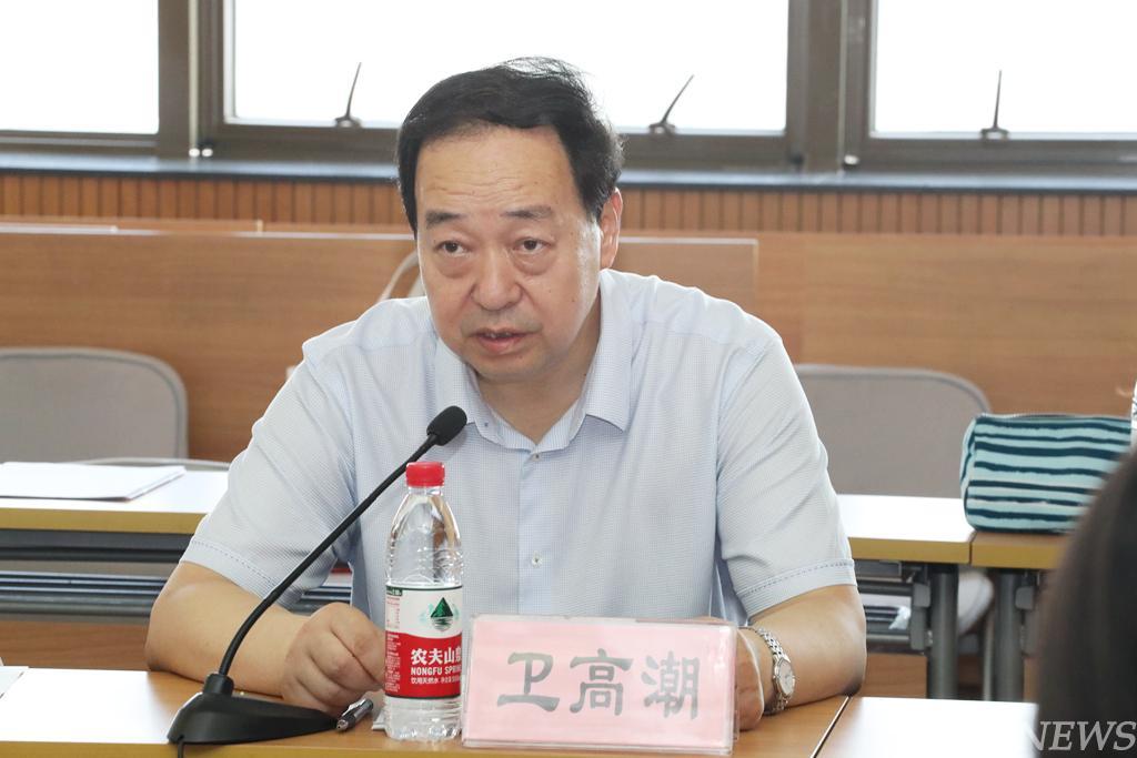 陕西省总工会新闻采访团走进西安交通大学