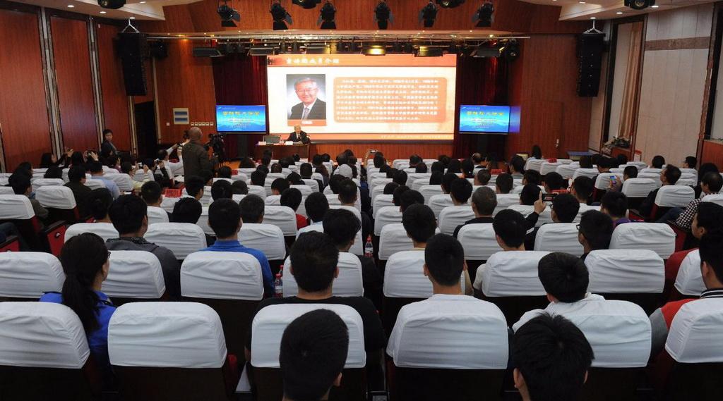 西迁精神宣讲走进西安国际港务区奥鹏教育公司怎么样