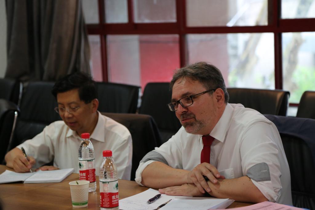西安交大开展机械工程学位点与学科国际评估