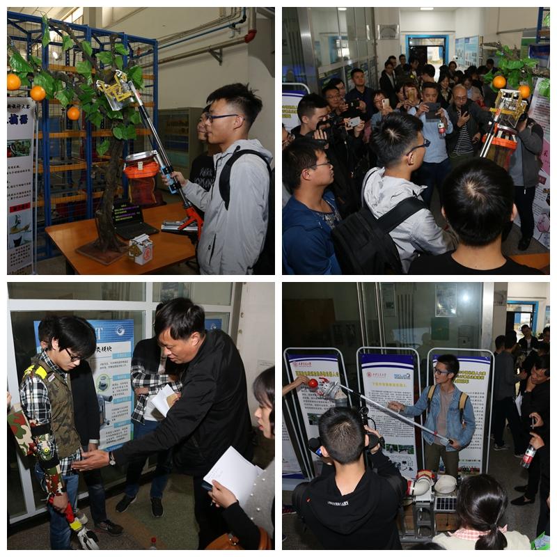 西安交大举办学生科技创新成果新闻发布会