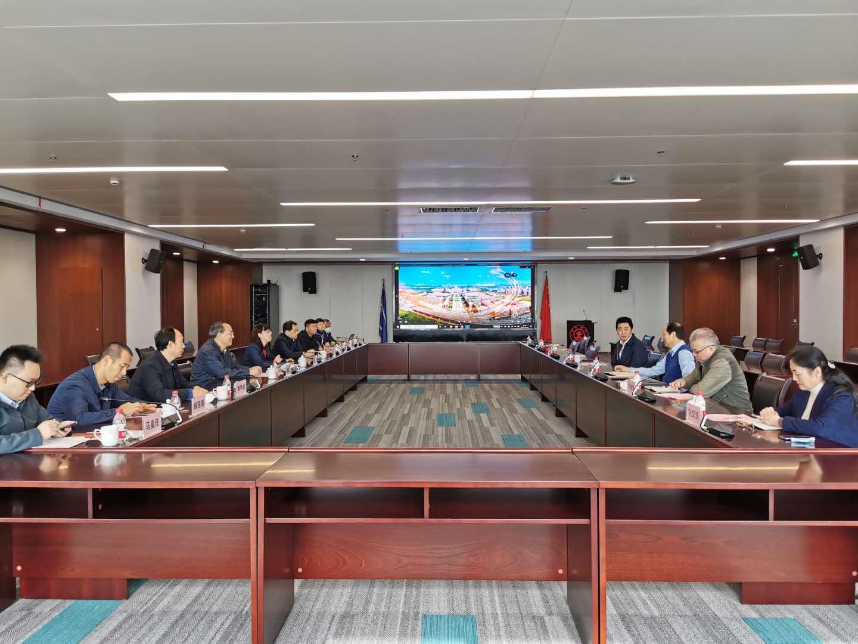华中科技大学副校长湛毅青一行来校调研校园建设-西安交大新闻网
