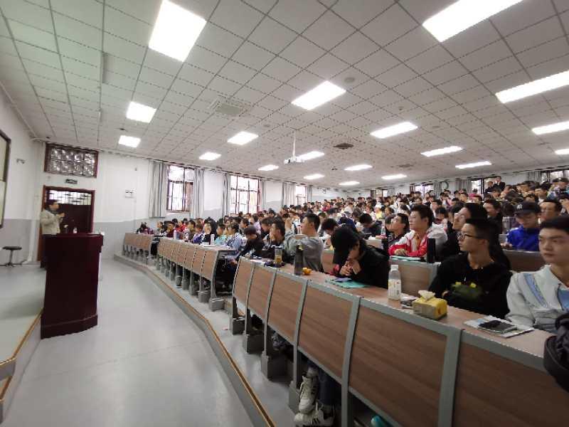 西安交大导航网_启德书院举办2020级新生养成教育讲座-西安交通大学新闻网